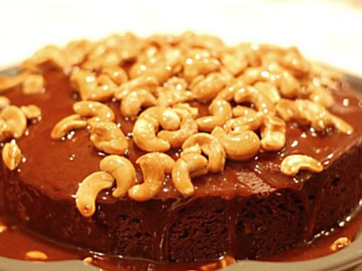 Cashew Nut Cake