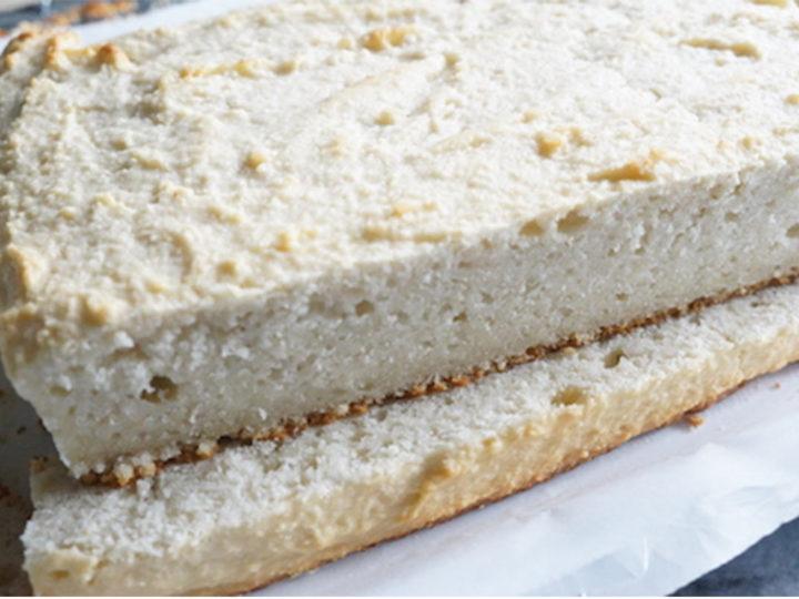 Garri Cake