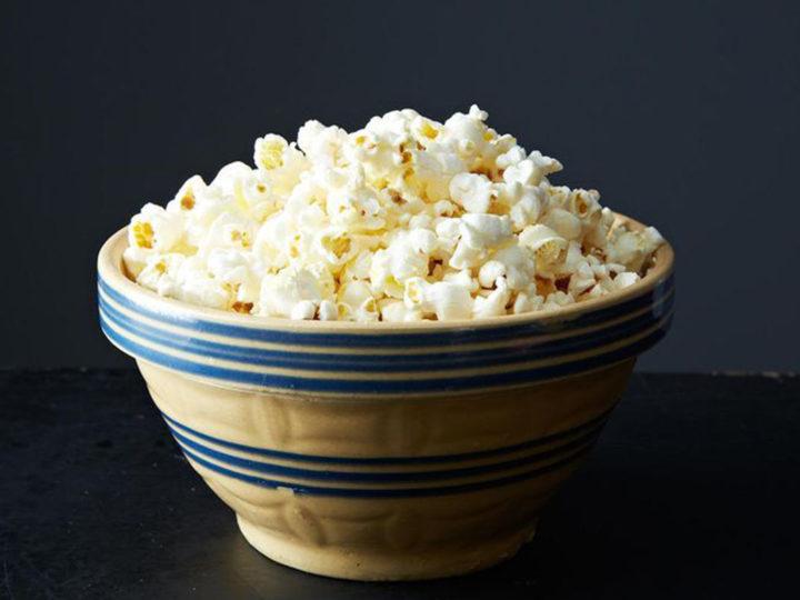 Milk Popcorn Recipe