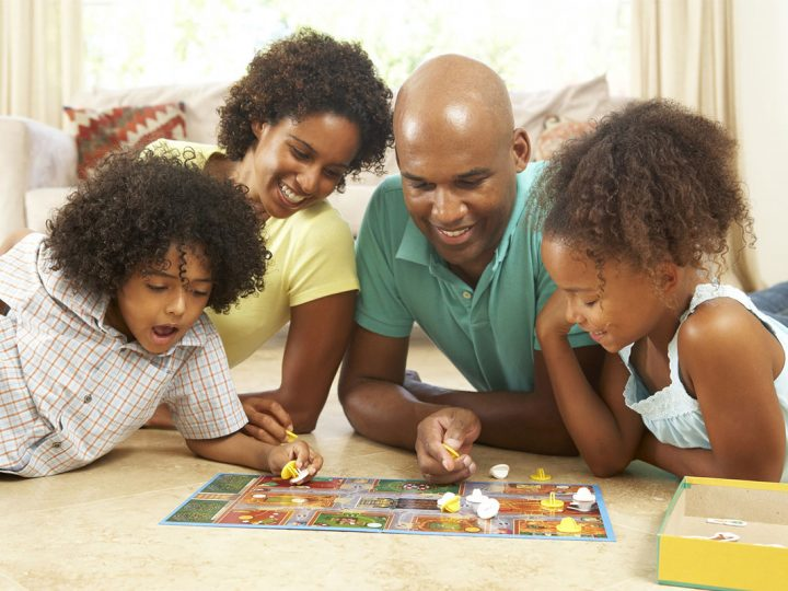 11 Fun and Active Things you can do Together as a Family