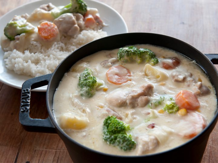Chicken and Milk Stew