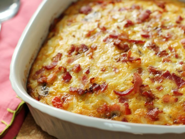 Potato Breakfast Casserole