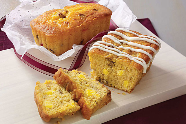 how to make yummy citrus tea loaf