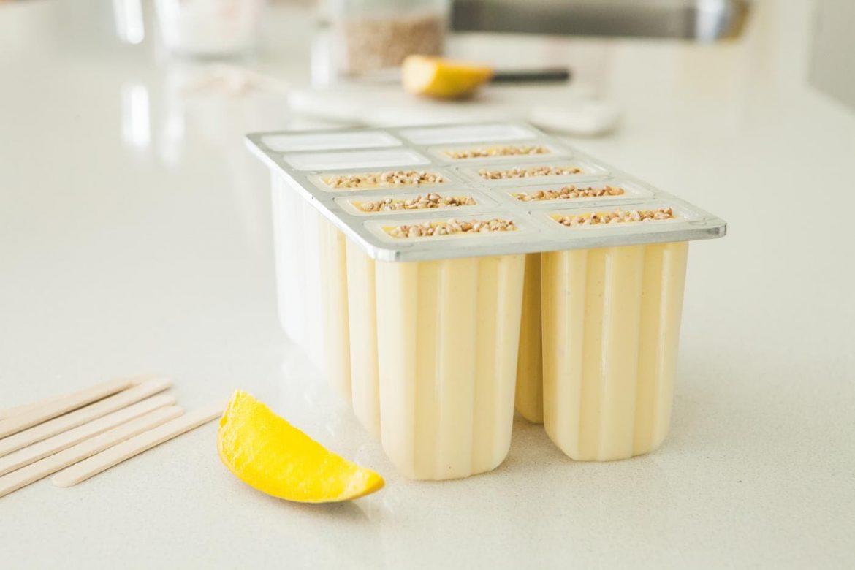 tropical milk pops
