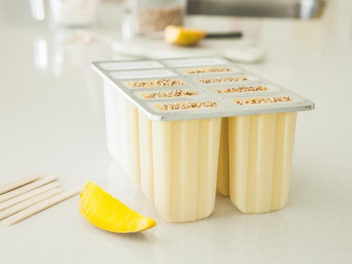 Tropical Milk Pops