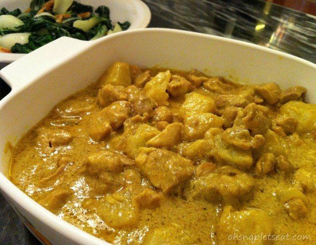 Milk Curry Sauce