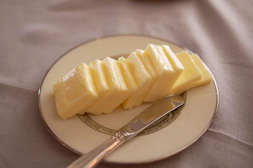 powdered milk butter
