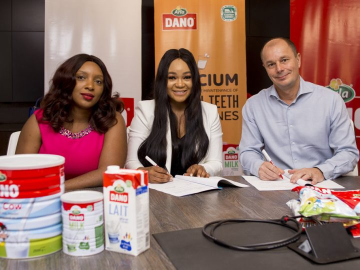 DANO MILK ANNOUNCES RACHAEL OKONKWO AS BRAND AMBASSADOR