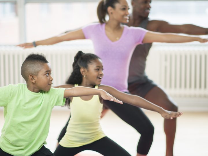 10 Ways To Encourage Your Children To Be Physically Active