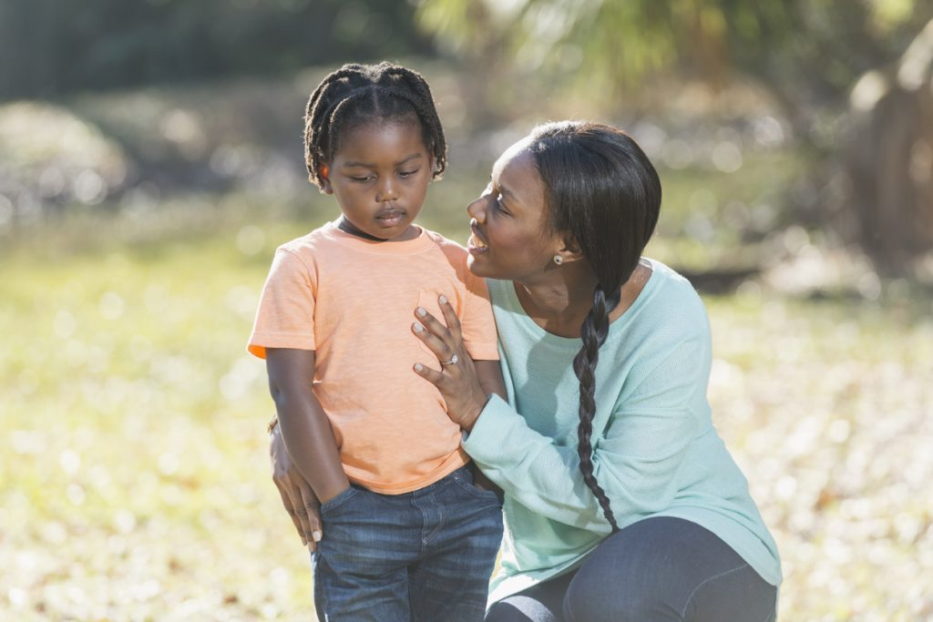 helping child overcome feelings of envy