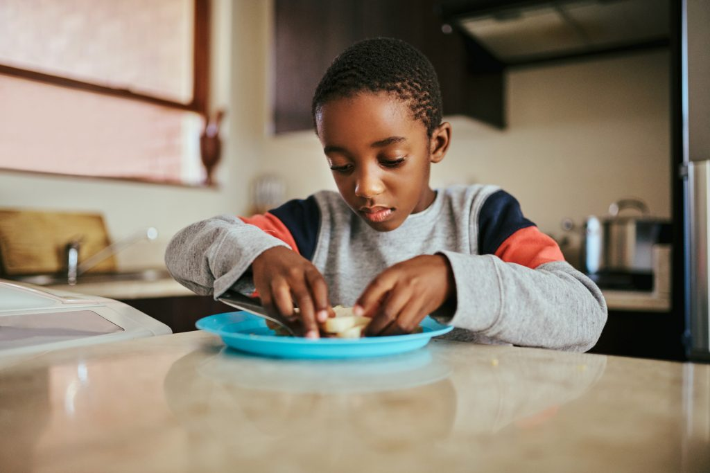 Make eating safer