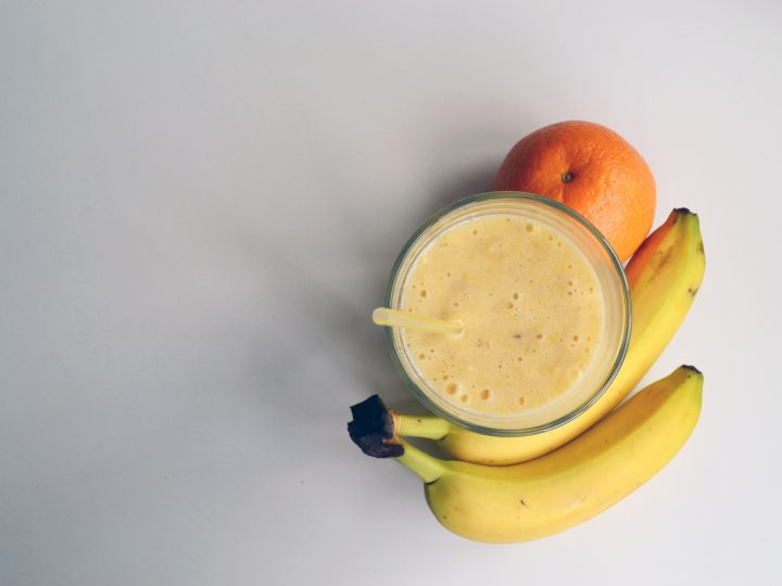 Citrus-Banana Smoothie